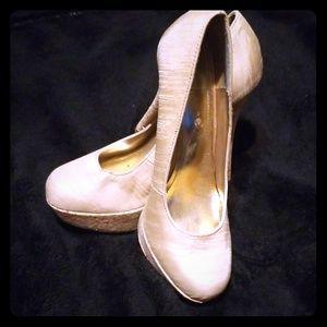Tan Stelito Shoes